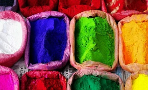 Colorfull dyes